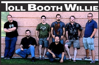 Top Band of the month - Toll Booth Willie - click here to visit thier Website & tell'em we sent ya ;-)